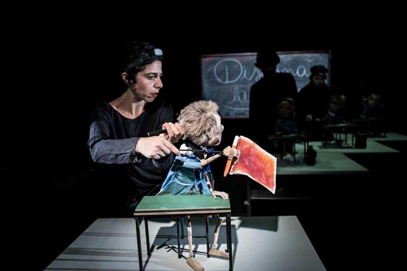 Teatro India - La classe, di Fabiana Iacozzilli