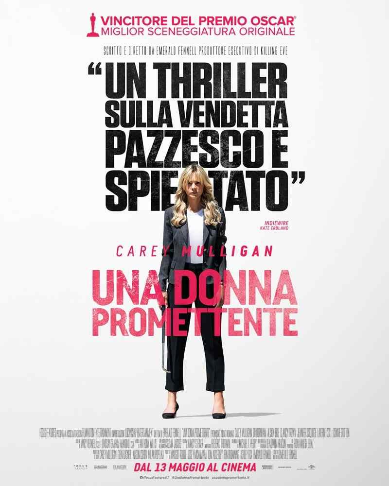 Una donna promettente - poster