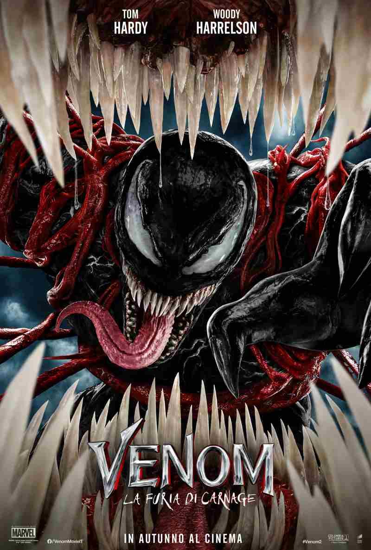 Venom: La furia di Carnage - Poster