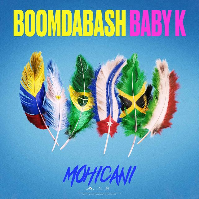 Boombadash e Baby K - Mohicani cover