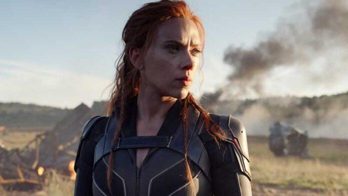 Black Widow - Scarlett Johansson nei panni di Natasha Romanoff