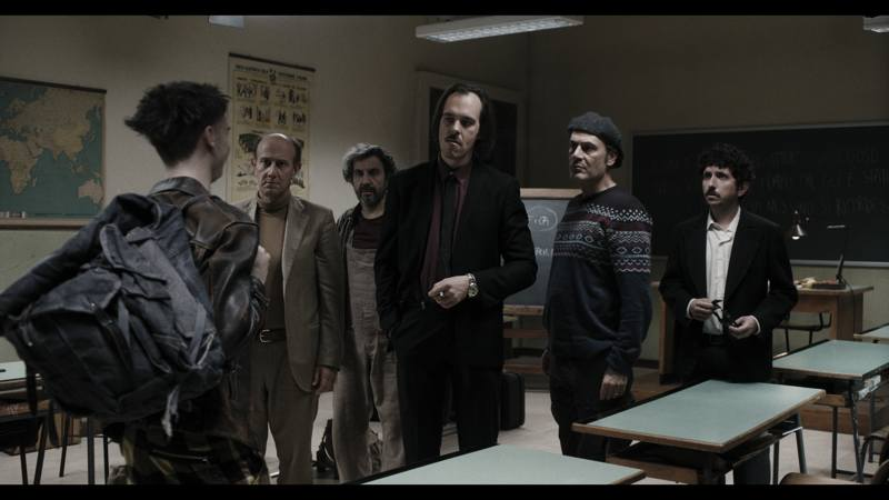Comedians - Giulio Pranno, Ale, Walter Leonardi, Marco Bonadei, Franz, Vincenzo Zampa