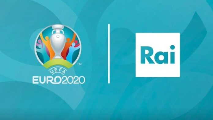 Euro 2020 - palinsesto Rai