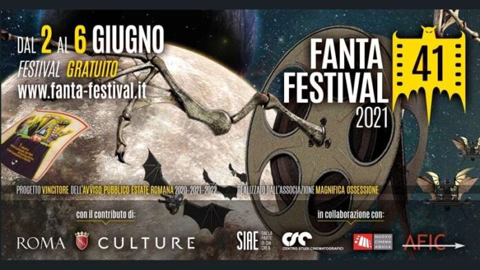 Fantafestival 2021 - banner