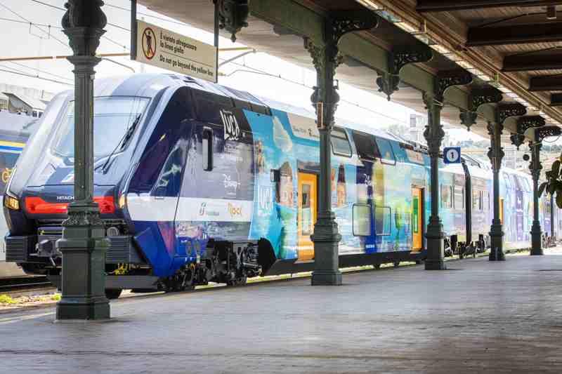 Luca - Il treno Rock (foto Virginia Bettoja)