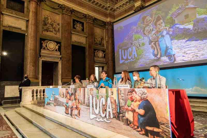 Luca - conferenza stampa (foto Virginia Bettoja) 2