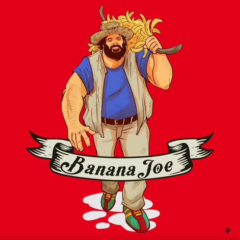 Oliver Onions - Banana Joe cover