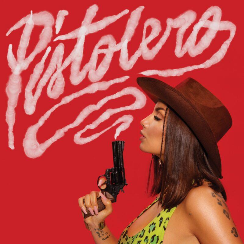 Pistolero - cover