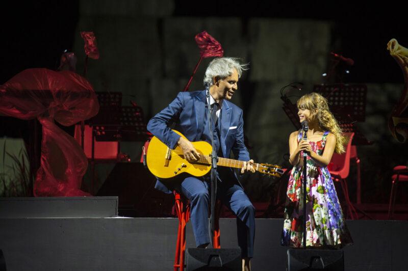 Andrea Bocelli - Teatro del Silenzio