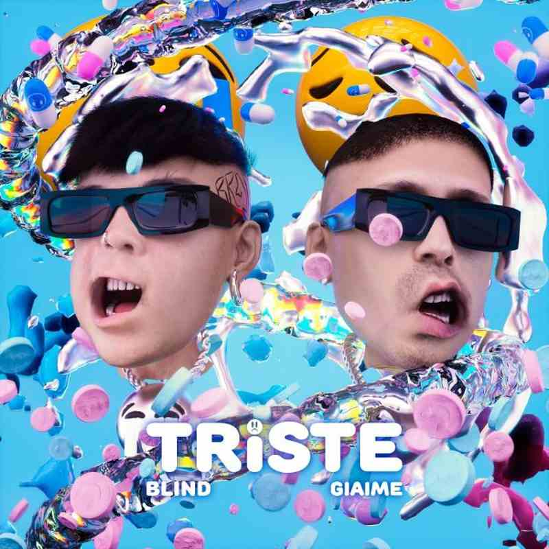 Blind & Giaime_Triste cover