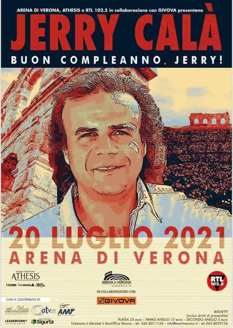 Buon compleanno, Jerry! - poster