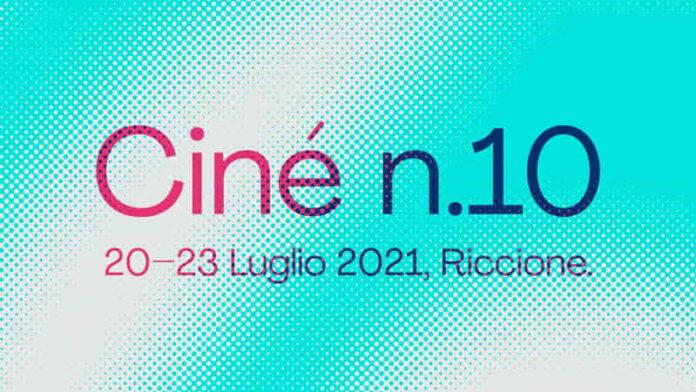 Ciné - Giornate di Cinema 2021 - banner