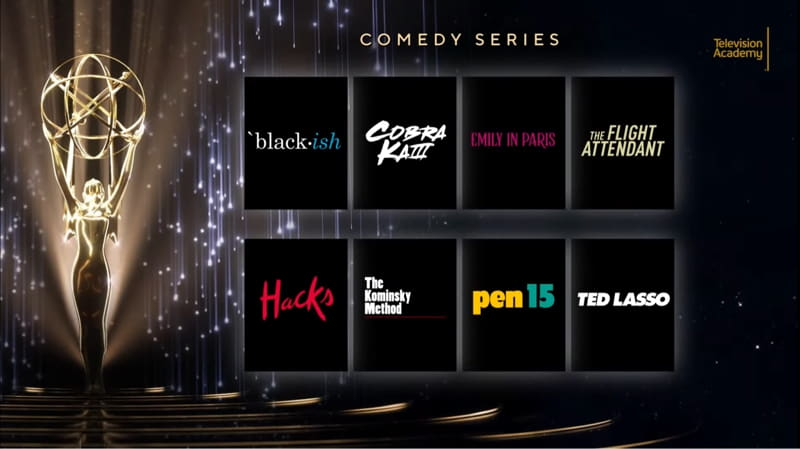 Emmy 2021 nomination - Serie Comedy