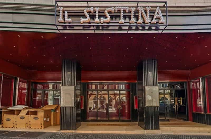 Il Teatro Sistina