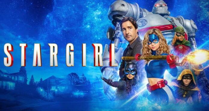 Stargirl - banner