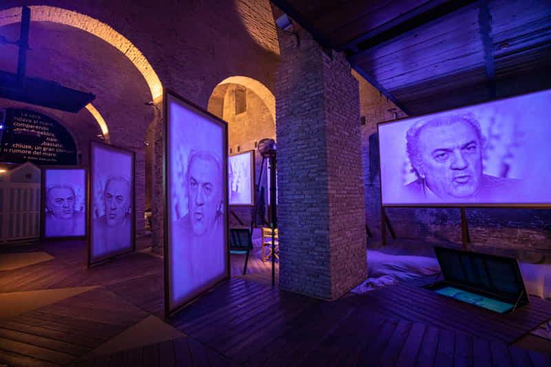 Fellini Museum (foto Lorenzo Burlando) 8