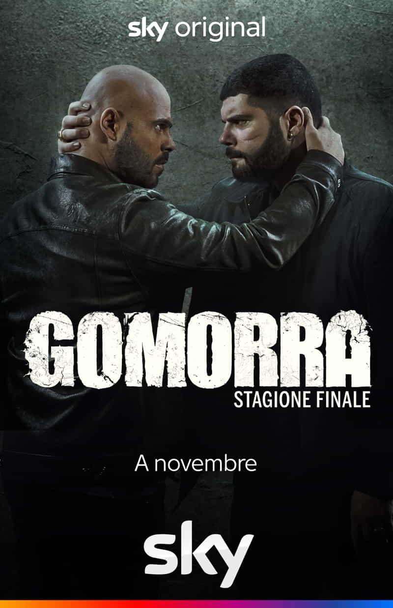 Gomorra 5 Stagione finale - poster