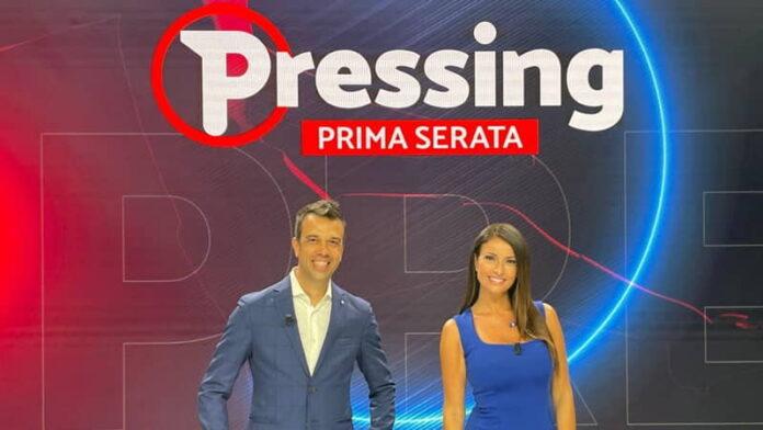 Pressing Prima Serata - Massimo Callegari e Monica Bertini