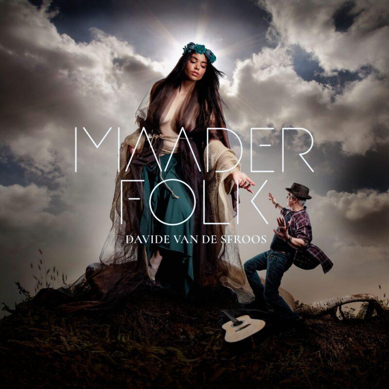 Davide Van De Sfroos - Maader Folk cover