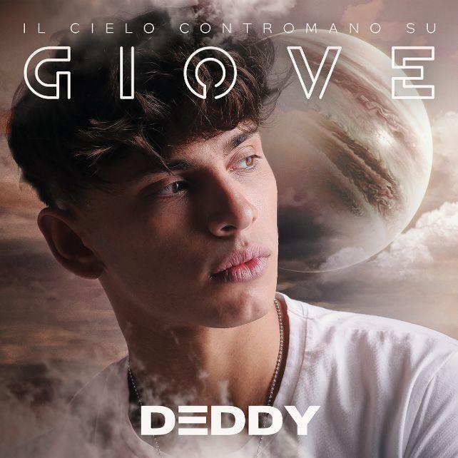 Deddy - Il cielo contromano su Giove cover