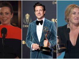 Emmy Awards 2021 - vincitori