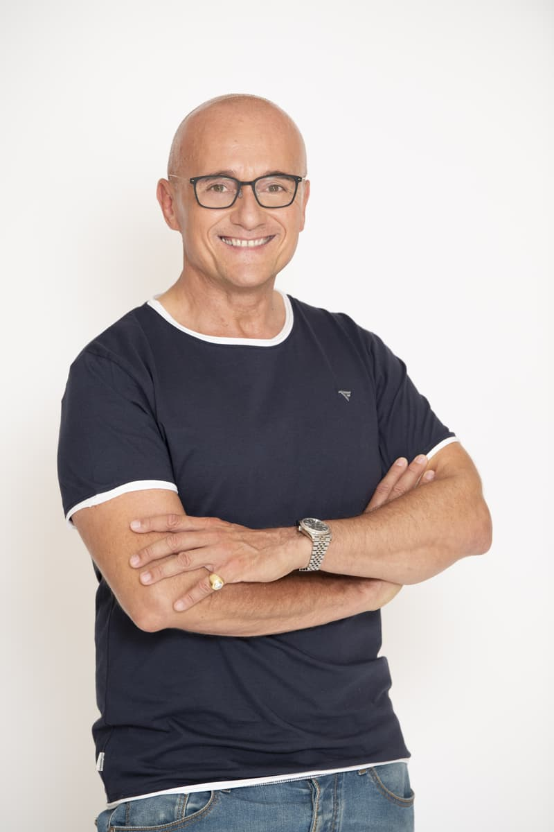 GF Vip 2021 - Alfonso Signorini