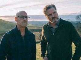 Supernova - Colin Firth e Stanley Tucci