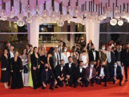 Venezia 78, Filming Italy Best Award: le foto e i premiati della serata