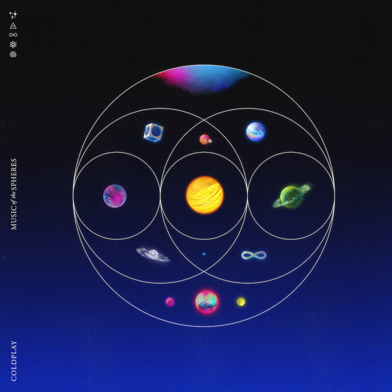 Coldplay - Music of Sferes